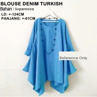 BLOUSE DENIM TURKISH