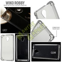 Jual Protective Soft Case with Corner Pad Wiko Robby Murah