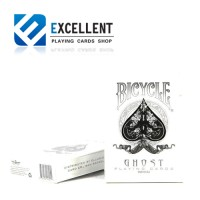 Bicycle White Ghost Deck Playing Card Import America