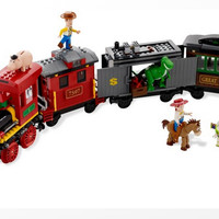 LEGO 7597 Toy story: Western Train Chase