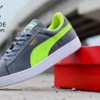 harga Sepatu Wanita Puma Suede Casual Sneaker 5 Variant 37-40 Tokopedia.com