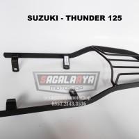 Bracket Box Motor Monorack Suzuki Thunder 125 / 250