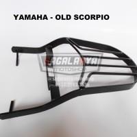 Bracket Box Motor Monorack Yamaha Scorpio lama / Old Scorpio