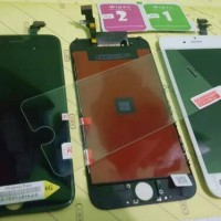 Jual Lcd iphone 6 Fullset + tempered glass Murah
