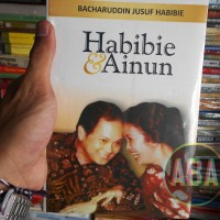 Buku Novel Habibie & ( dan ) Ainun By Bacharuddin Jusuf Habibie