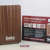 Sela Snare Cajon Kit - Made in Germany percussion