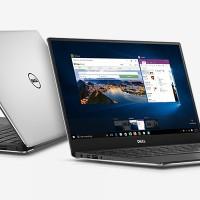 "Notebook DELL XPS 13 - Silver i7 6560 8GB 256GB 13.3"" Win10"