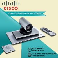 Cisco sx20 4x Zoom Video Conference