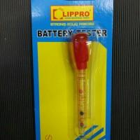 HIDROMETER LIPPRO / HYDROMETER LIPPRO / SEDOTAN AIR AKI MINI LIPPRO