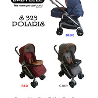 harga Stroller BabyElle Polaris S323 Tokopedia.com