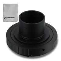 EDC615. 1.25' Telescope Mount - T T2 Lensa / Lens Adapter For Canon DSLR
