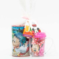 Mickey Mouse Goody Bag by Technoplast (Botol Minum dan Celengan)