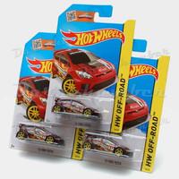 Hot Wheels Ford Fiesta, warna Merah