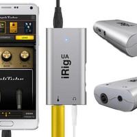 IK Multimedia iRig UA (Original) ; Guitar Effect Interface for Android