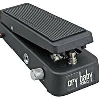 Jim Dunlop Crybaby 535Q (Black) - Multi Wah Pedal
