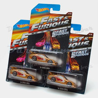 Hot Wheels Toyota Supra Fast and Furious