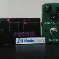 Efek Gitar Joyo Analog Delay JF-33