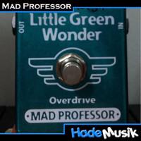 Efek Gitar Mad Professor Little Green Wonder Overdrive Made in Finland