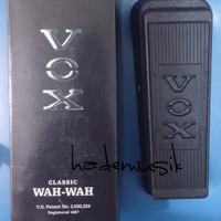 Efek Gitar VOX V845 Wah Pedal