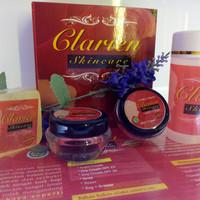 cream glossy pemutih terbaik clarien skin care original 100%