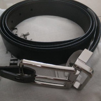 Coach Cut to Size Reversible Belt