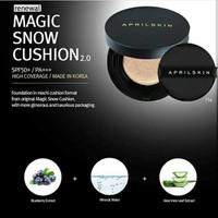 Jual April skin magic snow cushion black 2.0 Murah