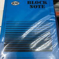 Block Note KNI A5 Spiral Atk