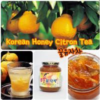 Yujaca/Korean Honey Citron Tea/ Teh