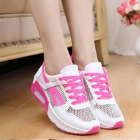 harga Sepatu Kets Reebok White Pink Wp06 + Sneakers + Sepatu Casual Reebok Tokopedia.com
