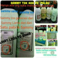 SAMMY BODY LOTION ICE COOL MENTOL - HANDBODY LOTION SAMMI SEGAR DINGIN