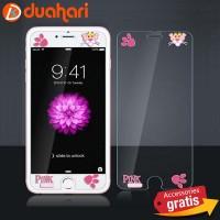 harga Iphone 7/7 Plus Tempered Glass Layar Lucu Karakter Kartun Pink Panther Tokopedia.com