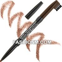 NYX Auto Eyebrow Pencil - Medium Brown (ORIGINAL)
