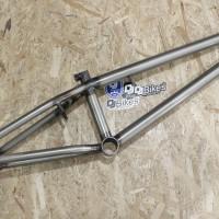 FRAME BMX Flatland Straight Up-custome