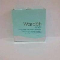 Harga promo wardah luminous compact powder refill   antitipu.com