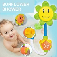 shower mandi bayi, sunflower shower, shower matahari, m Diskon