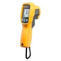 Fluke 62 MAX SINGLE LASER INFRARED THERMOMETER, 10:1 SPOT