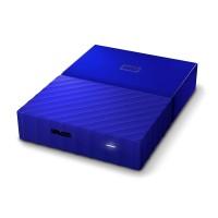 WD My Passport NEW 2TB - HD / HDD / Hardisk Eksternal / External Blue