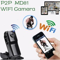 IP SPY CAMERA MINI WIFI P2P WEB CAMERA ANDROID IOS
