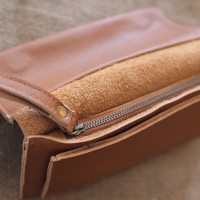 Dompet Wanita / Pria Unisex Kulit Genuine Leather