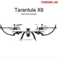 TARANTULA X6 WITH CAMERA 2 MP DRONE QUADCOPTER REMOTE CONTROL RC TOYS