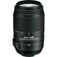 New Lensa Nikon AF-S DX 55-300mm f/4.5-5.6G ED VR AFS 55-300 Garansi