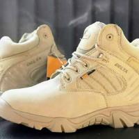 harga Sepatu Pria Delta Desert Tactical Boots 6 Made Usa Tokopedia.com