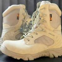 harga Sepatu Pria Delta Desert Tactical Boots 8 Made Usa Tokopedia.com