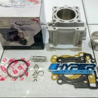 Blok Bore Up KTC Racing Ceramic 62mm Nmax N-Max N Max