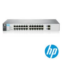 Networking Switch HP 1810-24G V2 J9803A 24 Port #promo - Computa
