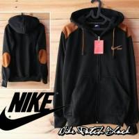 Nike Elbow Black / Jaket Murah / Grosir Jaket