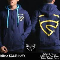 Friday Killer Navy / Jaket Murah / Grosir Jaket