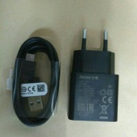 harga Charger Sony Experia Uch-10 Fast Charging Original 100% Tokopedia.com