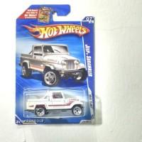 Hot Wheels Jeep Scrambler