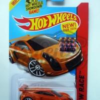 Hot Wheels Mastretta MXR Orange Akta FS